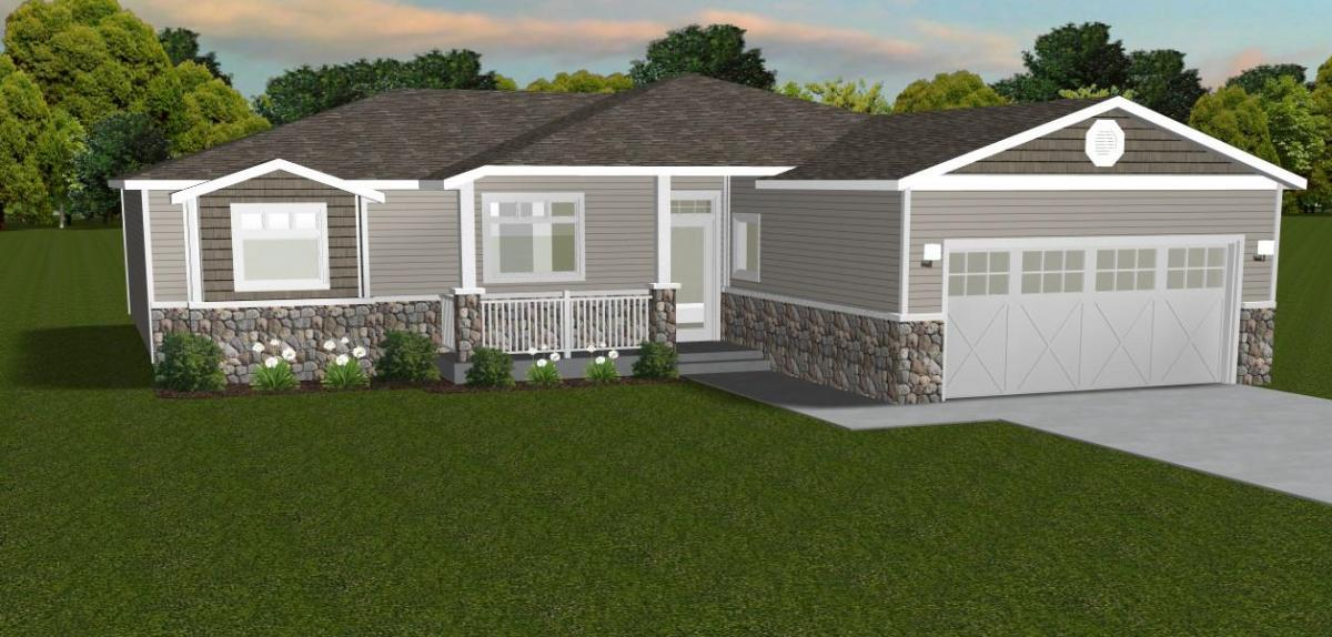 Baylee Front Elevation