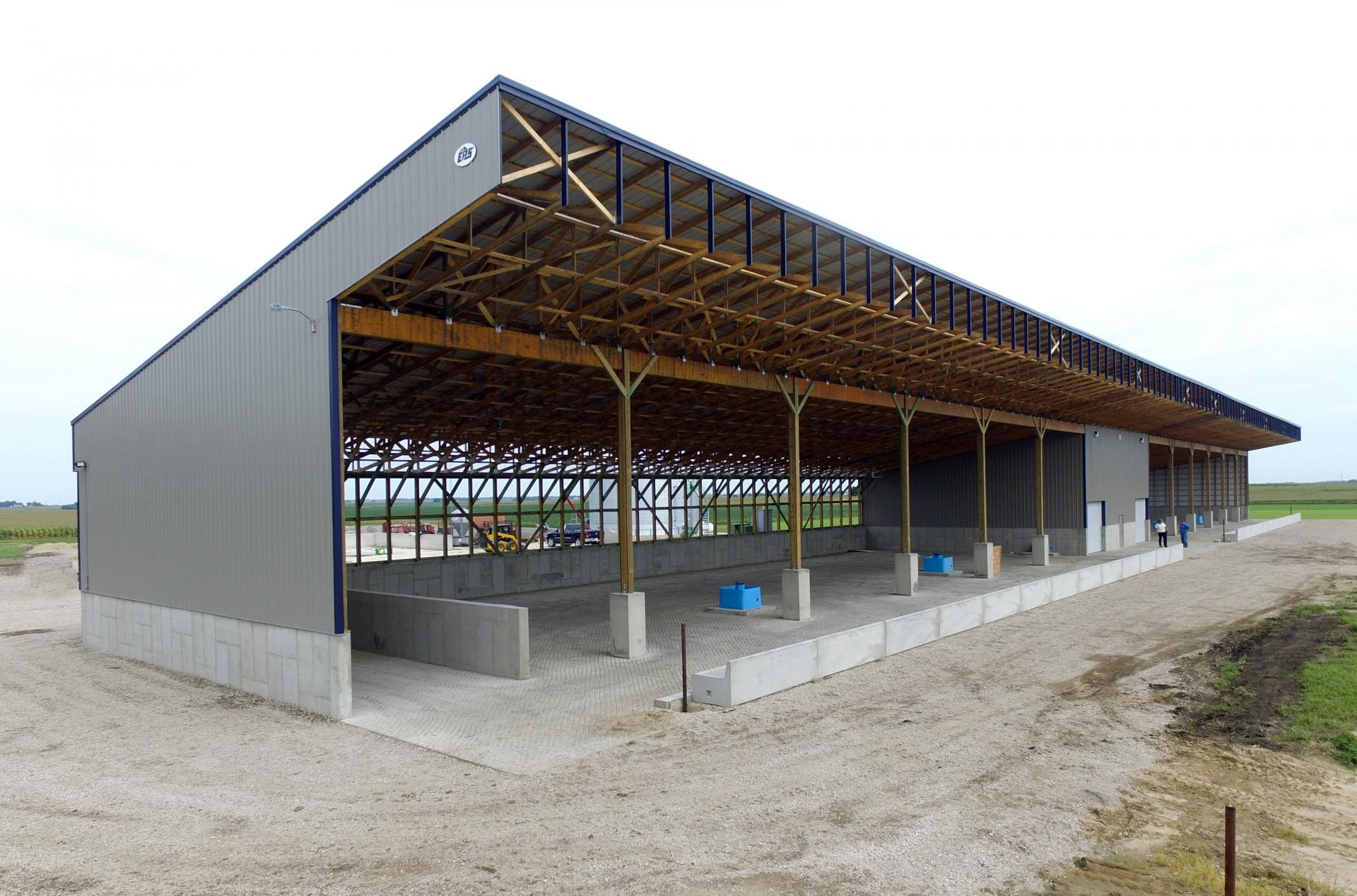 Cattle Barns Amp Post Frame Buildings Manufactured By Energy