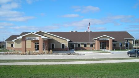 Moville Library and Community Center - H & H Builders