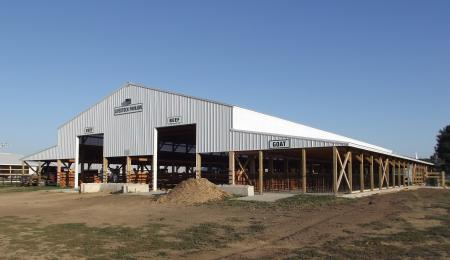 Plymouth County Fair Livestock Building - Sitzmann Construction