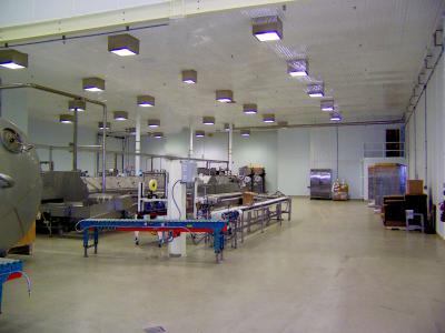 Custom Builders   Tipton, Iowa - EPS Cold Storage Buildings