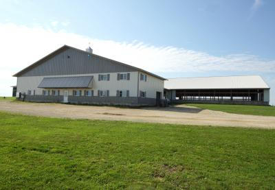Complete Dairy Facilities