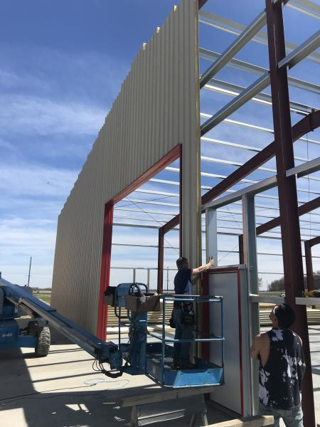 Poly-Iso Metal Insulated Panels